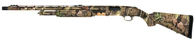 Mossberg left handed shotgun