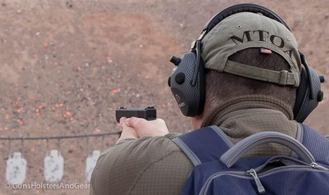 Shooting the 22 TCM Glock