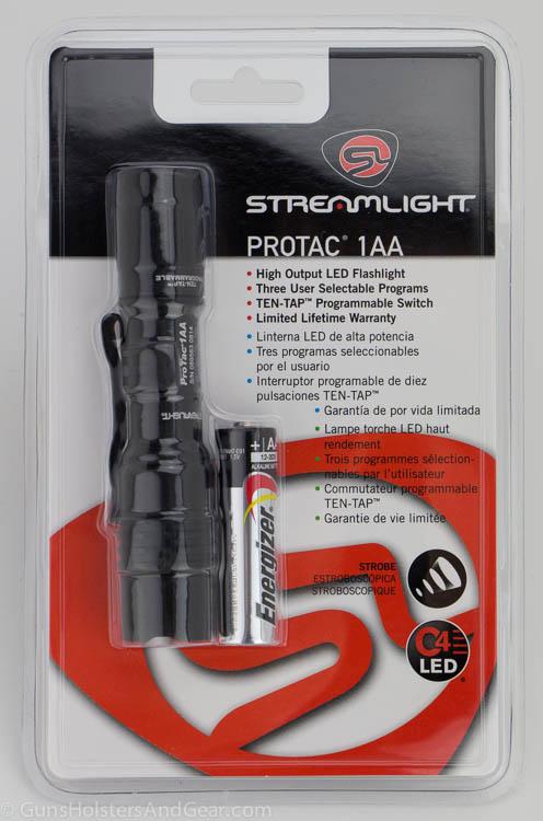 Streamlight ProTac 1AA flashlight review