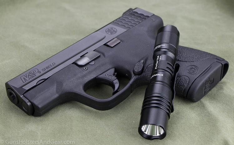 Streamlight ProTac 1AA flashlight
