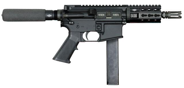 YHM-15 9mm handgun