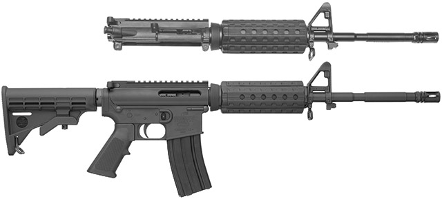 Bushmaster CM-15/C-22 combo
