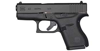 Glock 43 holster featured