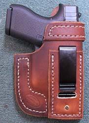 Jackson Leatherworks holster