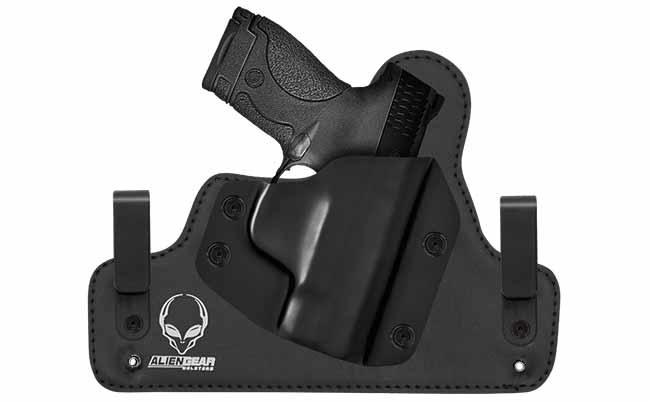 Alien Gear IWB holster for M&P Shield