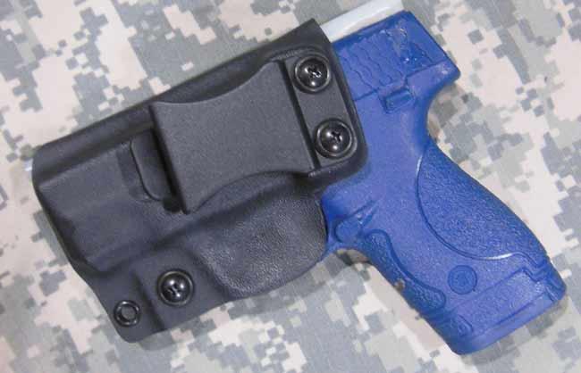 Blue Line Concealment