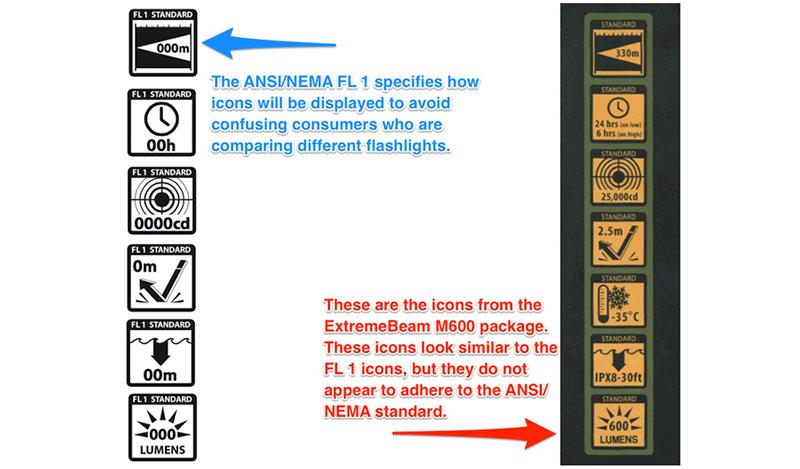 ExtremeBeam FL1 Icons