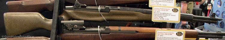 M1 Garand Salvo Project