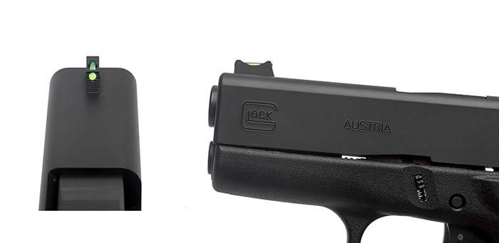 Wilson Combat Sights for Glock 42