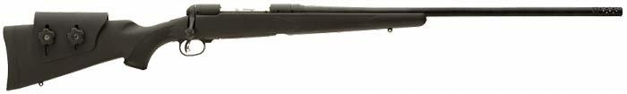 Savage Long Range Hunter rifle