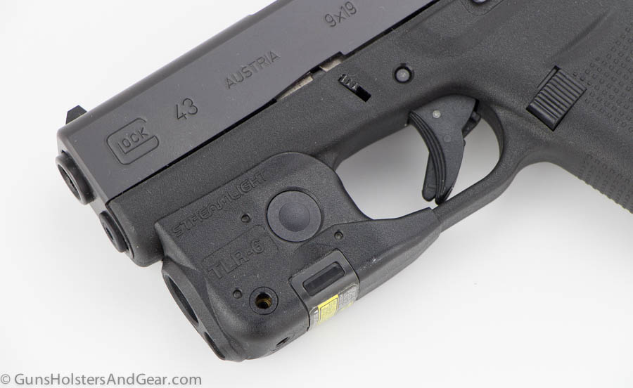 Streamlight TLR-6 review
