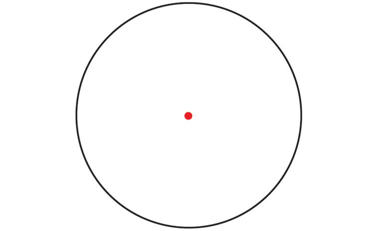 Trijicon red dot