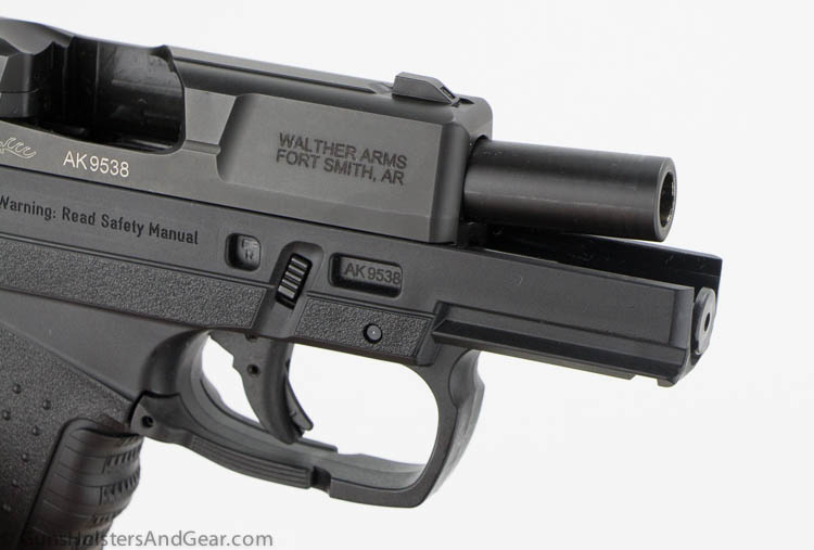 Walther PPS barrel