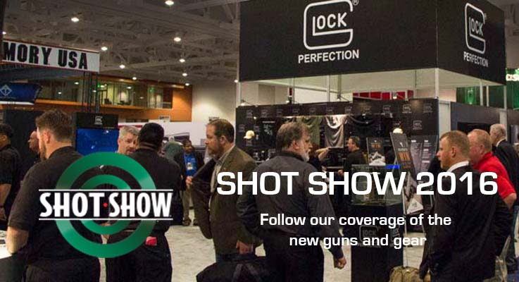 2016 SHOT Show Featured
