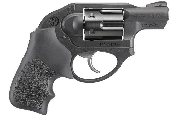 Ruger LCR in 327 Magnum