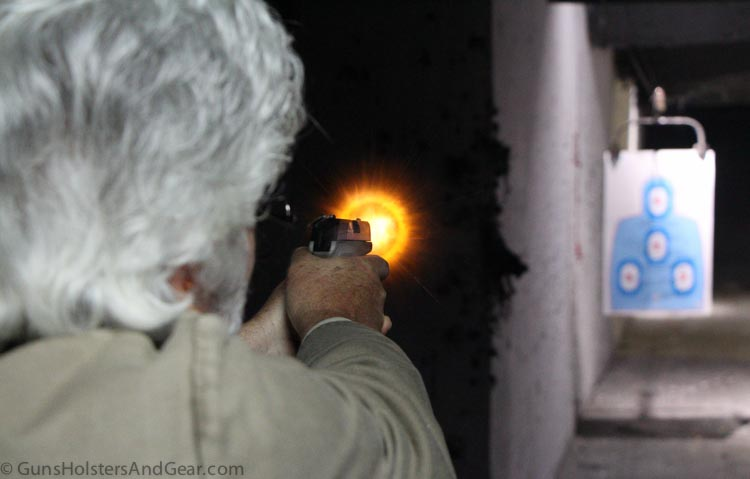 shooting the CPX-3