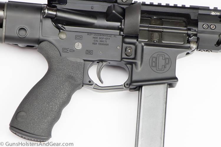 9mm receiver
