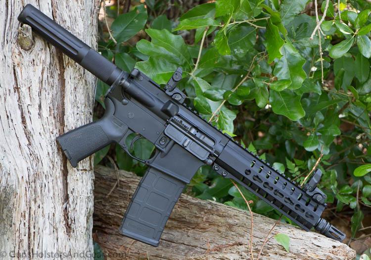 CMMG pistol review