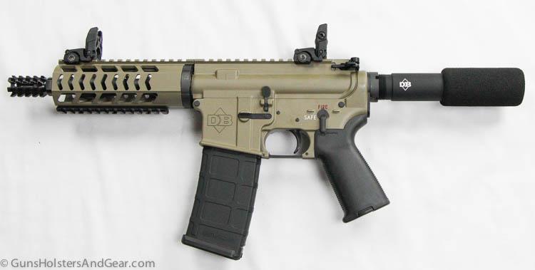 DB-15 pistol review