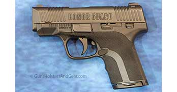 Honor Guard pistol featured image