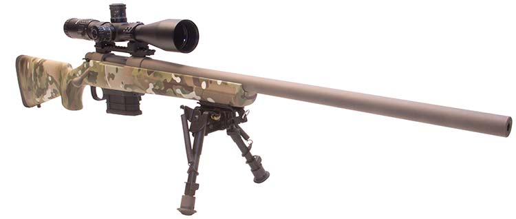 Howa Multicam Targetmaster