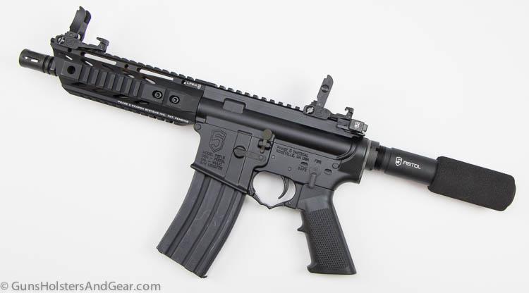 Phase 5 AR pistol