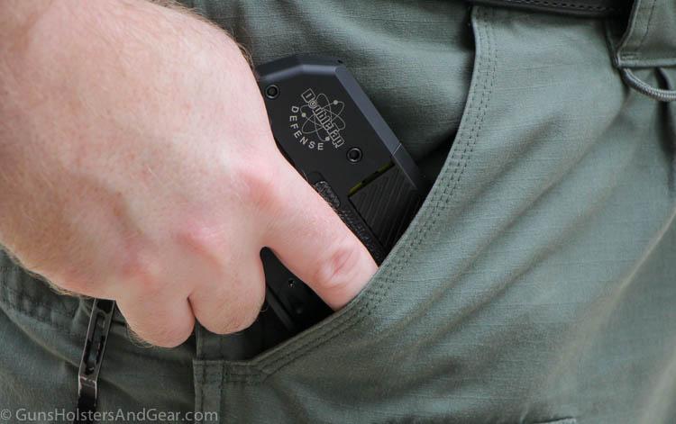 pocket carry