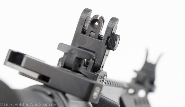 rear sight
