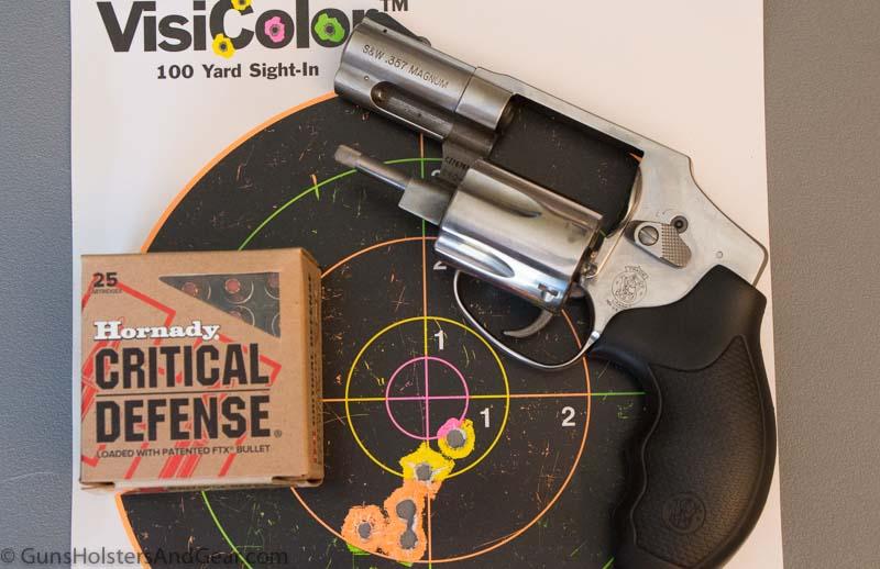 Critical Defense Smith Wesson 640