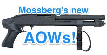 Mossberg AOW