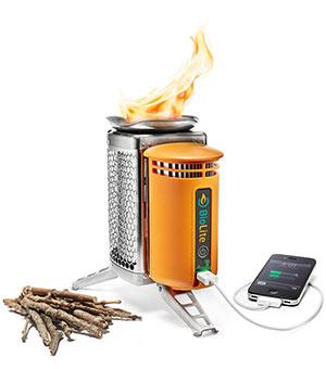 BioLite Camp Stove charger