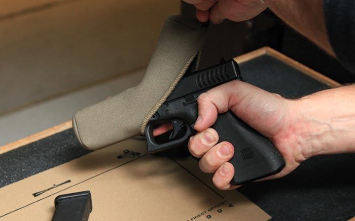 scopecoat for pistol