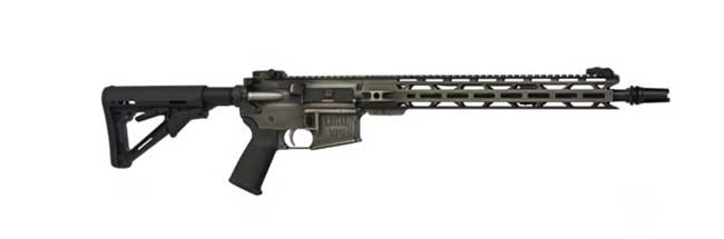 ADR-15 NIB Battlefinish rifle