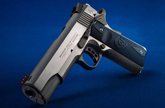 colt competition stainless