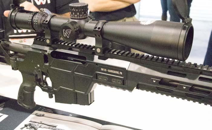 DAN Rifle in 338 Lapua