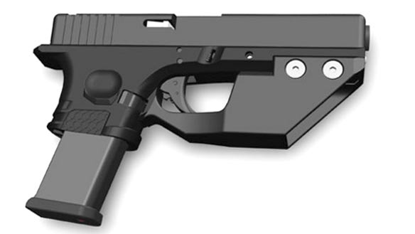 full conceal with magazine