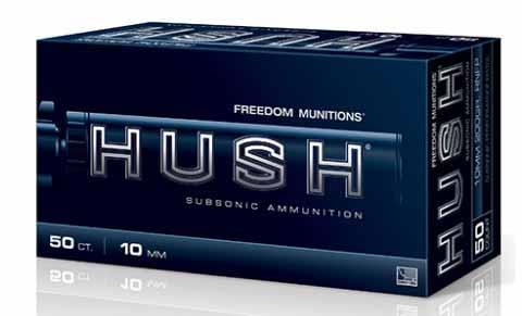 Hush Ammo