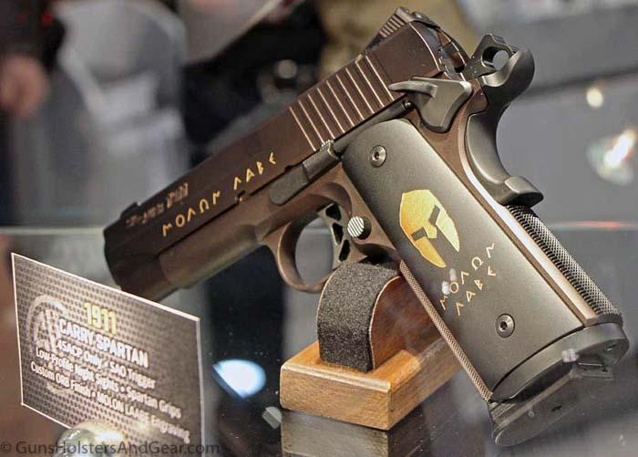 new guns at the shot show