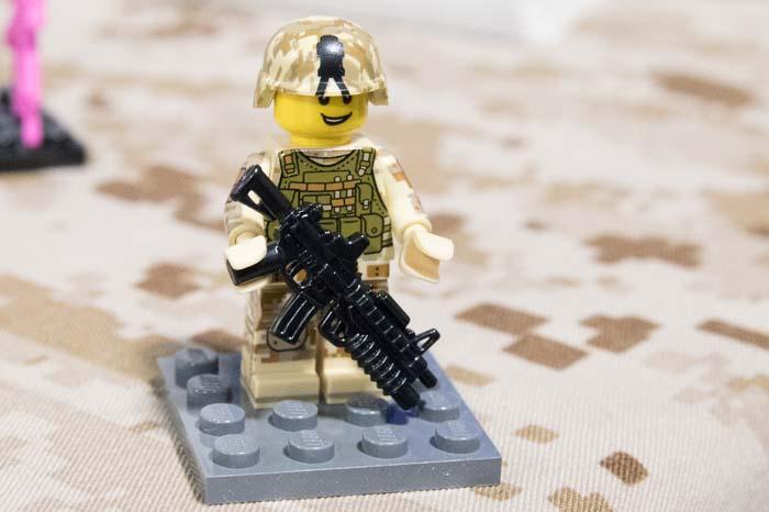 combat lego