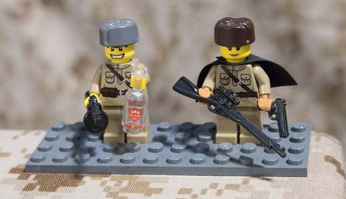 russian sniper lego