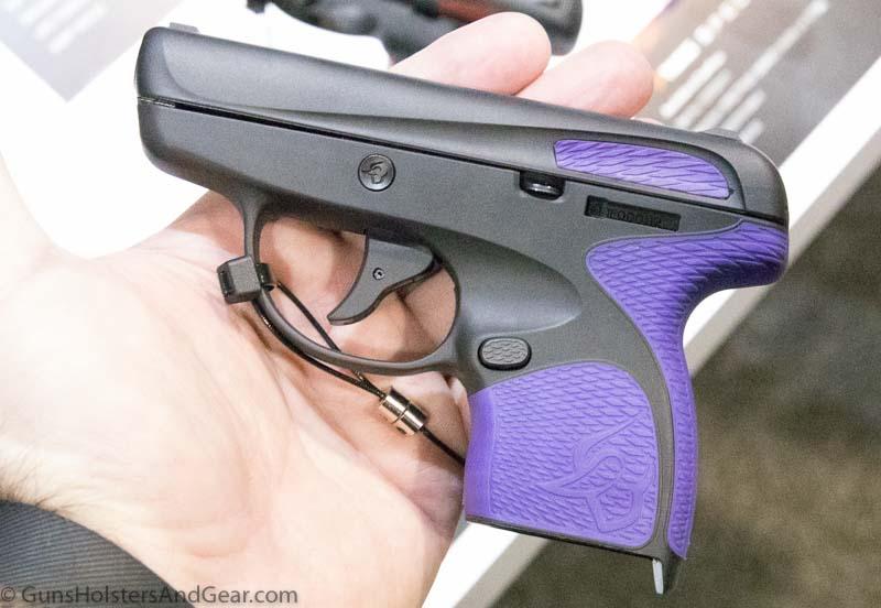 Taurus Spectrum purple