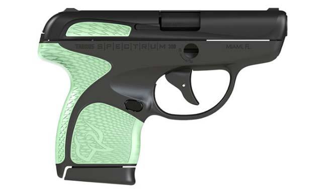 new Taurus Spectrum pistol