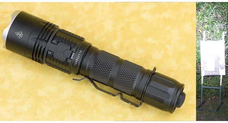 Factor Equipment Cossatot 1000XL flashlight review