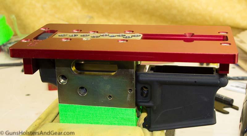 personally built firearm markings