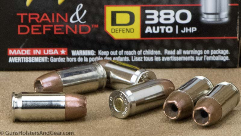Defend ammunition