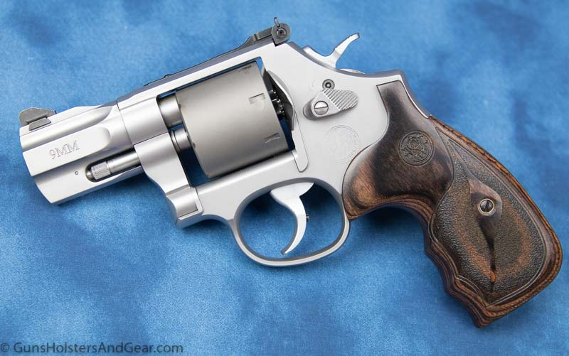 Smith and Wesson 986
