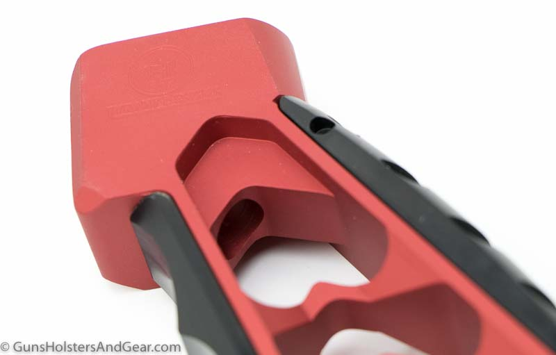 Tyrant Designs grip review