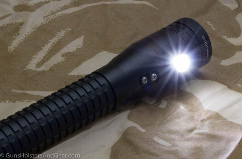 Nightstick NSR-9944XL Review side light