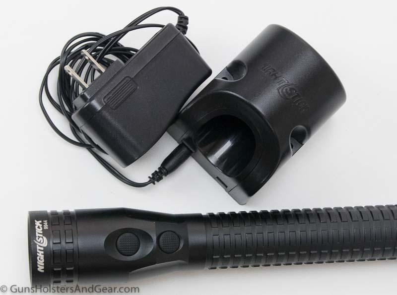 flashlight charger