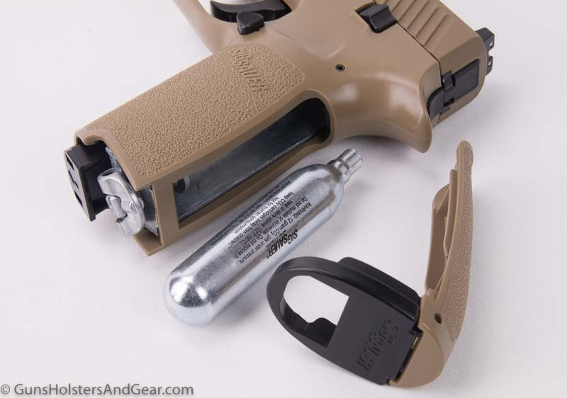12g air cylinder for airgun